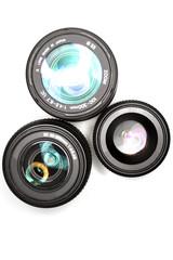 SLR camera lenses