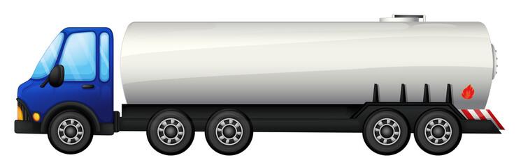 A tanker