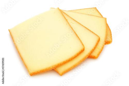 Papiers peints Produit laitier Fromage à raclette (tranches)
