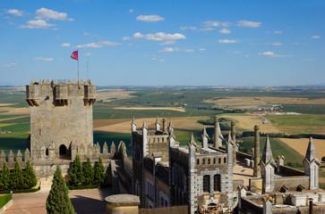 castle Almodovar del Rio, Cordoba, Spain