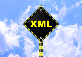 XML ROAD SIGN