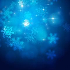 Xmas Snow Lights