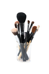 professional beauty makeup brushes