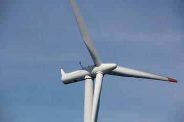 Windkraftanlage im Detail