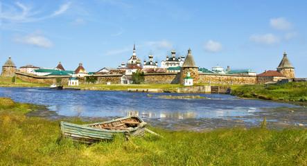 Solovki, monastery