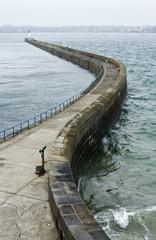 pier at Saint-Malo