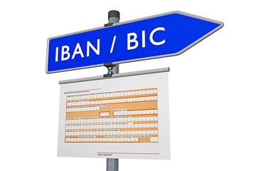 IBAN / BIC