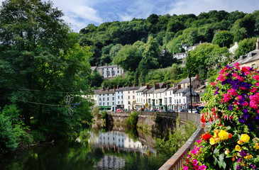 Matlock Bath and River Derwent
