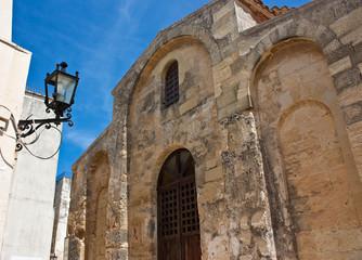 chiesa bizantina di San Pietro - Otranto - Puglia - Italy