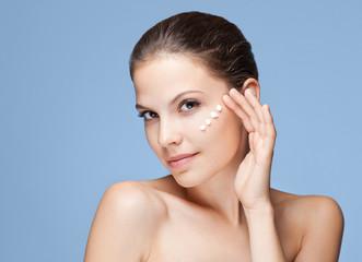Skin care beauty.