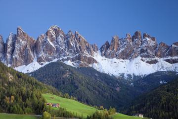 Italian Alps.