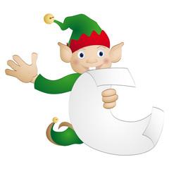 christmas pixie