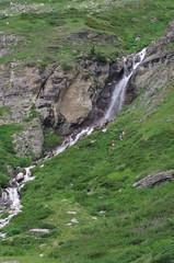 cascade - vanoise