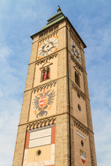 Enns City Tower / Belfry, Upper Austria