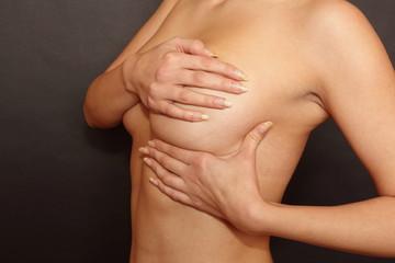 Badanie piersi - 1
