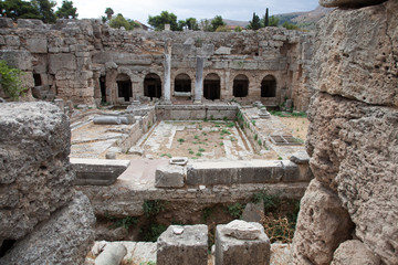 Corinth Ruins