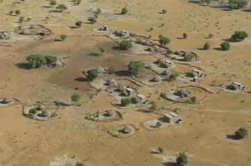 village tchadien