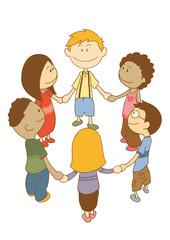 Children_circle