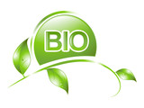biological nature logo
