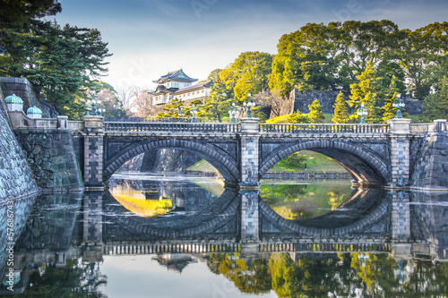 Imperial Palace Japan - 57686743