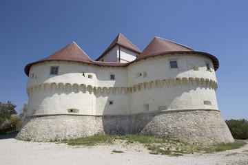 Medieval castle of Viliki Tabor, Croatia