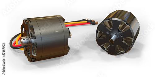 Electric motors for RC models - 57687903