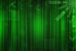 abstract dark green technology background