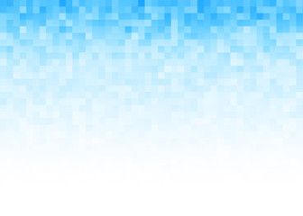 Abstract gradient pixel background