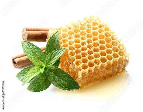 Honey with spices