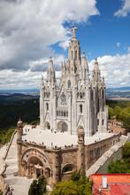 Kościół Najświętszego Serca Pana Jezusa. Barcelona