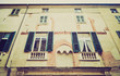 Albenga, Italy retro looking