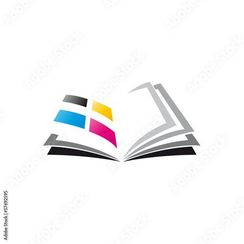 Vector Logo book