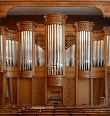 Organ hall