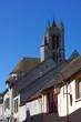 Architecture médiévale à Moret sur Loing