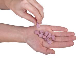 розовые мишки таблетки