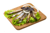 Dried Capelin