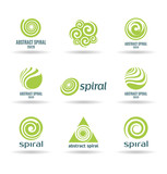 Set of spirals (2)
