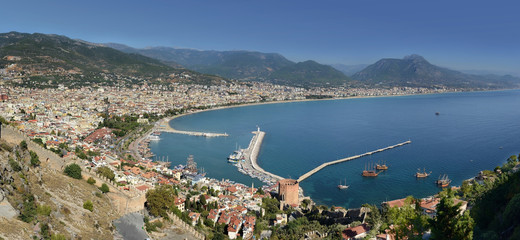 alanya beach turkey