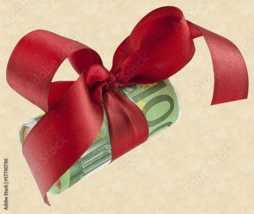 billets en cadeau