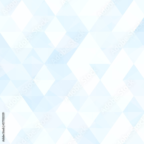 geometric style abstract white background