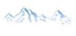 Zdjęcia na płótnie, fototapety, obrazy : Wintersport - Berge - 5