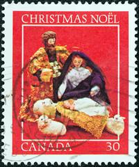 Mary, Joseph and Baby Jesus (Canada 1982)