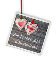 Muttertag 2014 Anhänger
