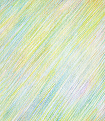 Abstract draw color pencil background