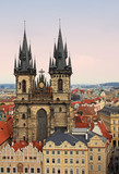 Church of Our Lady in front of Týn in Prague