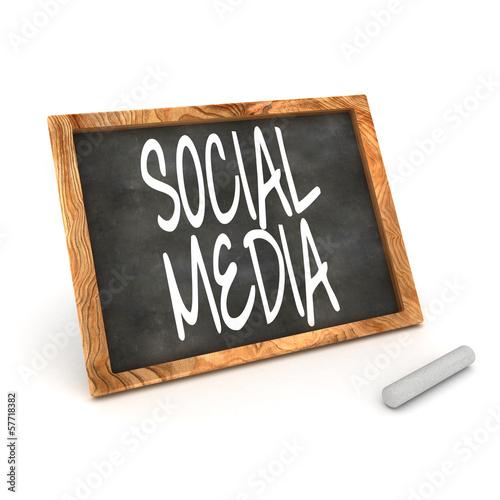 Blackboard Social Media