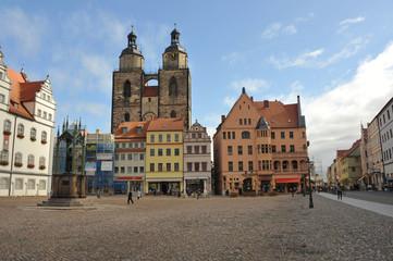 Stadtkirche St. Marien, Martin Luther, Reformation, Wittenberg