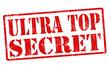 Ultra top secret stamp
