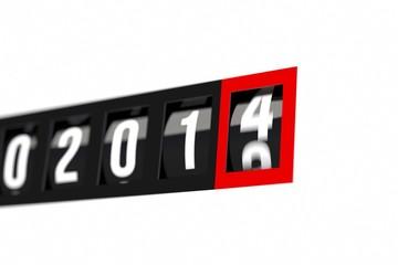 Stromzähler 2014