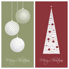 red and green christmas card backgrounds